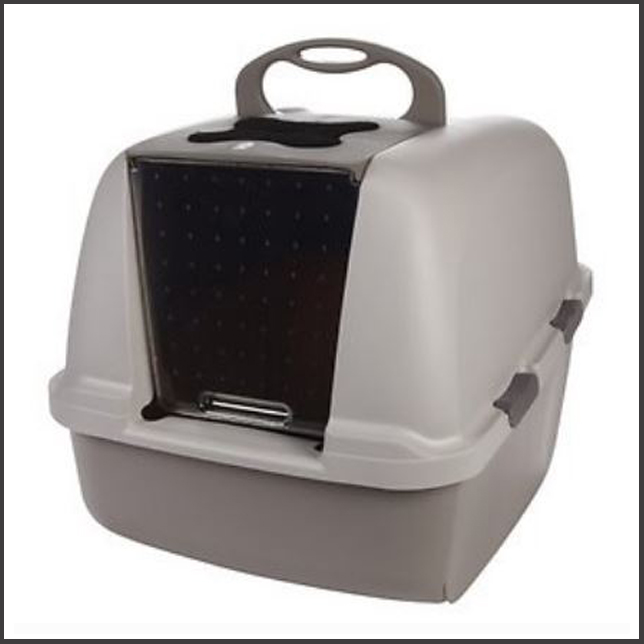 XL Cat litter box for Maine coon cats
